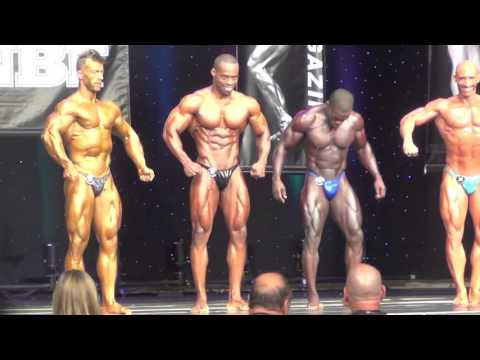 NMTV 2015 WNBF World Championships Part Two