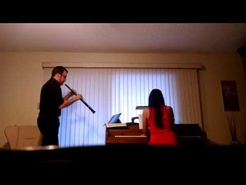 Amazing Grace - Oboe and Piano