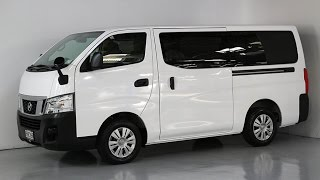2012 Nissan Caravan Nv350 - Team Hutchinson Ford