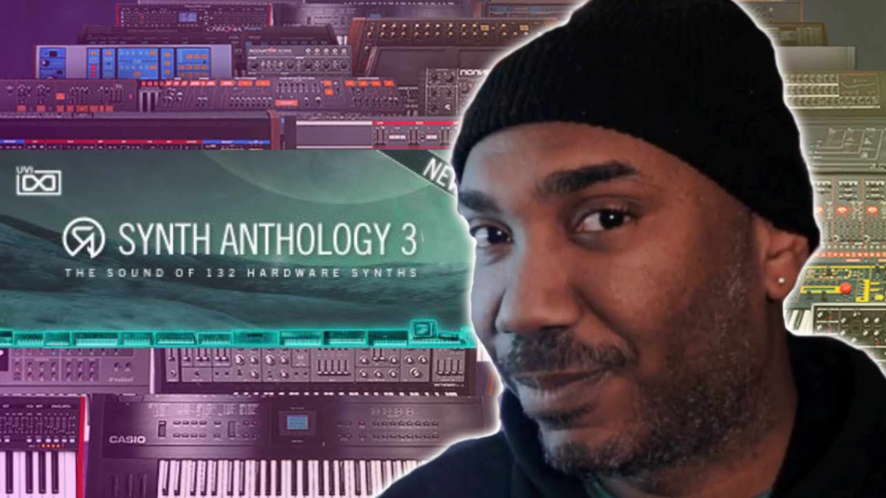 $20,000 of Gear for $100!? UVI Synth Anthology 3 VST Plugin