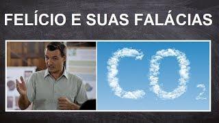 O grave erro do Ricardo Felício sobre o efeito estufa