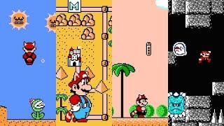 Super Mario Bros. 3 Challenge [#2] • Super Mario Bros. 3 ROM Hack (Playthrough)
