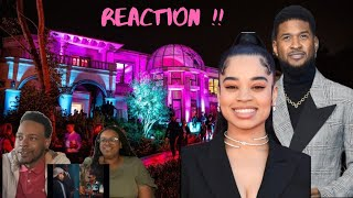 Usher- Don't Waste My Time (Official Video) ft. Ella Mai | Reaction and Review