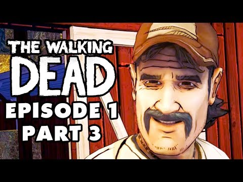 The Walking Dead Game - Episode 1, Part 3 - Hershel's Farm (Gameplay Walkthrough) from YouTube · Duration:  18 minutes 25 seconds