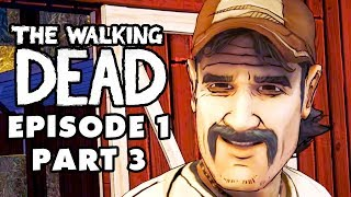 The Walking Dead Game - Episode 1, Part 3 - Hershel's Farm (Gameplay Walkthrough)