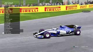 FRL - F1 2017 - F2 - Mexican, Brazilian and Abu Dhabi Grand Prix