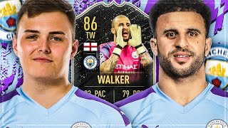 KYLE WALKER TORWART SQUAD BUILDER BATTLE 😂😂 FIFA 20