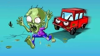 Blocky Zombie Highway | ZOMBIE GAMES | CAR GAMES