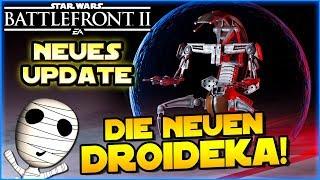 Die neuen Droideka! Gameplay - Star Wars Battlefront 2 #256 - Tombie Lets Play