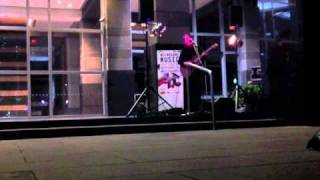 Jess McAvoy plays The Sailor @ Collins Street City of Melbourne Music