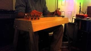 hudson pedal steel guitar city lights