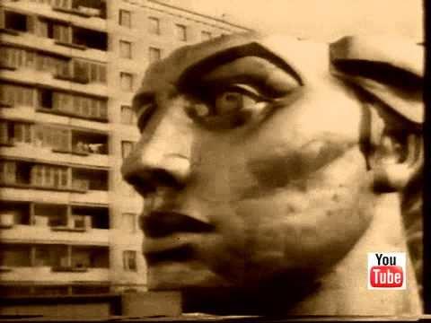 Строительство монумента Родины-матери. Киев 1981