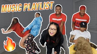 LIT MUSIC PLAYLIST w YANG GANG