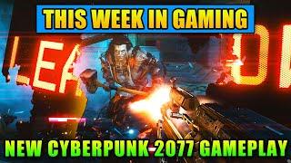 New Cyberpunk 2077 Gameplay - This Week In Gaming   FPS News