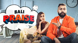 PRAISE (Official Video) | BALI | QUAN | HINDI RAP | 2020