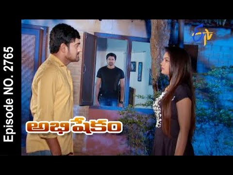 Abhishekam | 27th November 2017 | Full Episode No 2765 | ETV Telugu