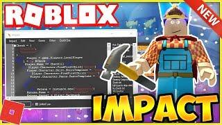 *NEU* ROBLOX EXPLOIT/HACK: IMPACT [WORKS!] LUA SCRIPT EXEC W/ ADMIN LOGIN, GREEN FIRE & MEHR!