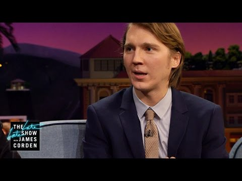Why Can't Paul Dano Go First?