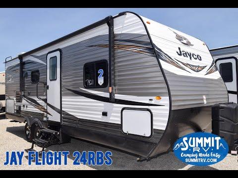2019 Jayco Jay Flight 24RBS Travel Trailer at Summit RV in Ashland, KY