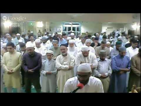 Ramadan 2014 - Taraweeh - Day 2 (Hafiz Atif Abbasi)