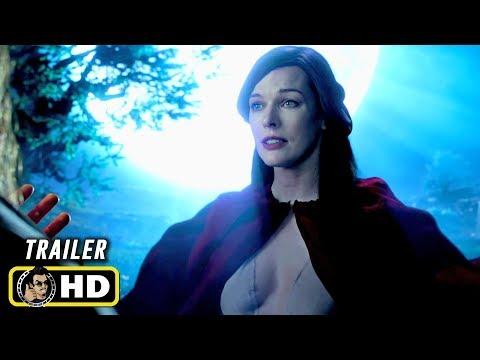 HELLBOY (2019) Green Band Trailer #2 [HD]