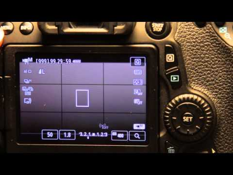 How to optimize your DSLR for video shooting