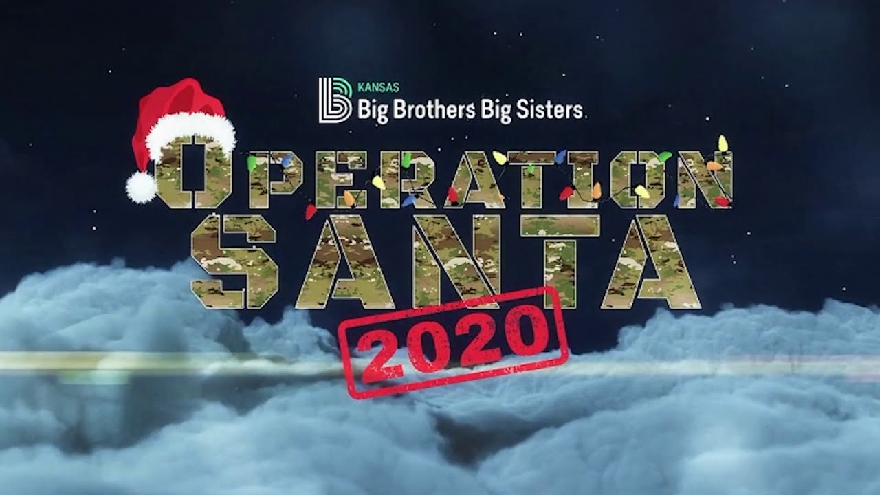 2020 Virtual Operation Santa with McConnell Air Force Base