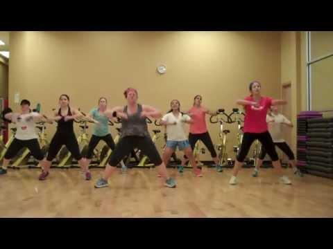 """Move, Shake, Drop"" by DJ Laz - Dance Fitness"