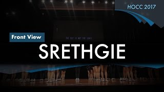 Hall 8 SRETHGIE | HOCC 2016/2017 Front Row