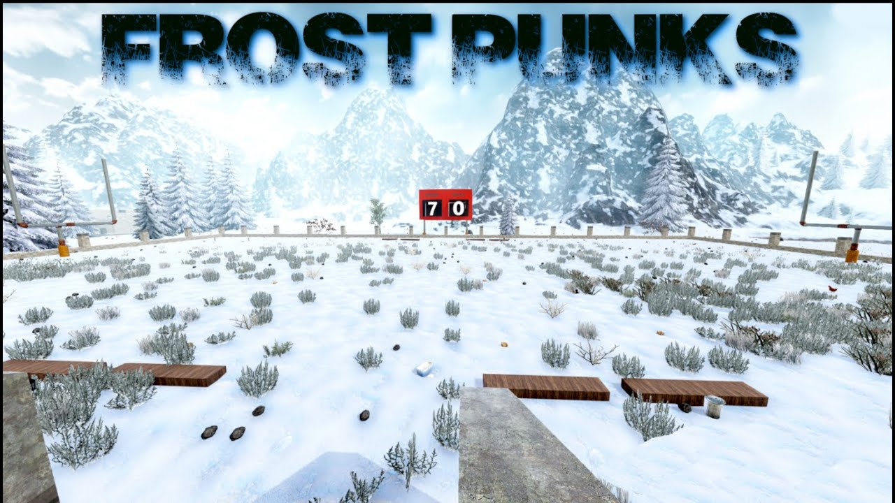 Download Frost Punks   Multiplayer Stream Series   Snow Only   Vanilla +   Episode 4