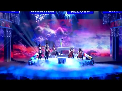 Britain's Got Talent 2015 S09E14 Semi-Finals The Kanneh-Masons Family Orchestra