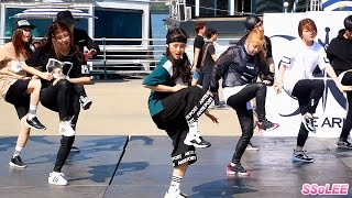[Fancam] 150524 디아크 (THE ARK) - Call Me Baby (EXO) @ 한강 3pm 직캠 By SSoLEE