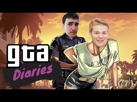 COPS - GTA Diaries