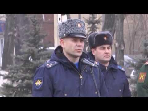 Репортаж о буднях авиационного полка дислоцирующегося в Миллеровском районе.