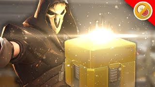 THE GOLDEN TICKET | Overwatch