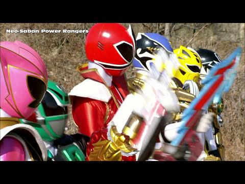 Legendary Ranger Battle Extended | Power Rangers Super Megaforce Legendary Battle | Superheroes