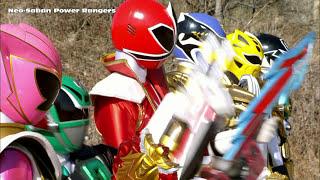 Power Rangers Official | Legendary Ranger War
