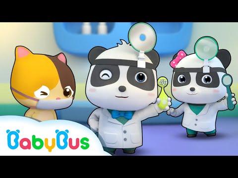 Somos Dentistas | Canci贸n Infantil | Oficios y Profesiones Para Ni帽os | BabyBus Espa帽ol