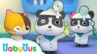 Somos Dentistas | Canción Infantil | Oficios y Profesiones Para Niños | BabyBus Español