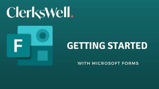 Getting started with Microsoft Forms