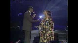 "Luther Vandross & Patti LaBelle: ""If Only for One Night"" (Live)"