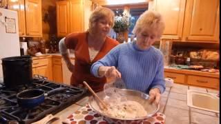 Raisin Pudding (plum Pudding, English Pudding)