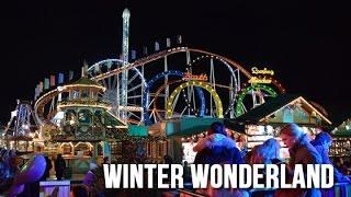 Hyde Park Winter Wonderland 2016