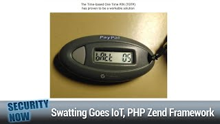 SolarBlizzard - SolarWinds' Orion Software, Swatting Goes IoT, PHP Zend Framework Vulnerability