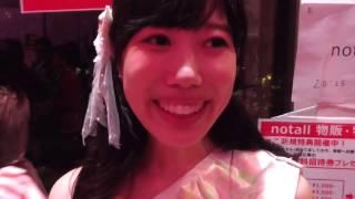 2017年4月17日 notall、tokyo candoll 準決勝1位通過 片瀬成美がtokyo c...
