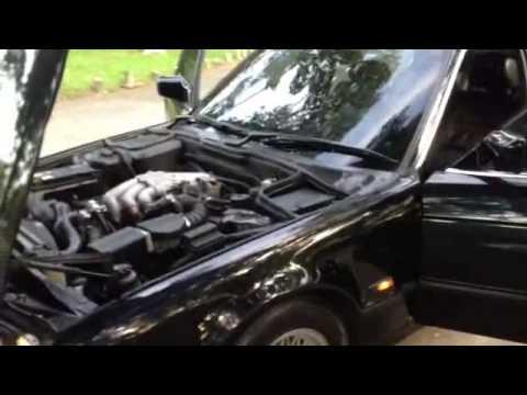 1990 BMW 520 iA (2.0) โฉม E34 แก๊ส LPG อย่างดี แต่งสวย ประหยัด ดูแลดี