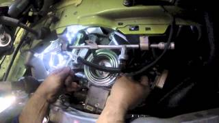 Dodge Dart MADNESS - Lightweight Underdrive Crankshaft Pulley Installation