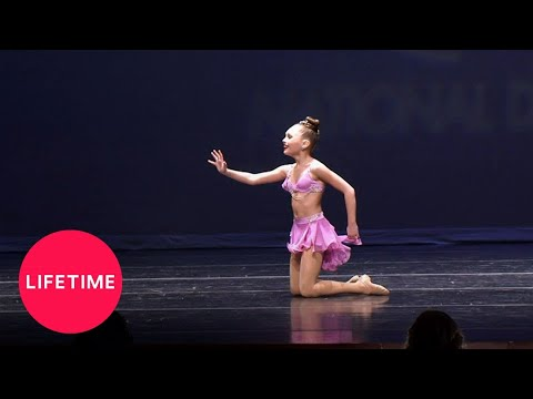 """Dance Moms: Maddie's Lyrical Solo - """"They'll Never Change"""" (Season 3) 
