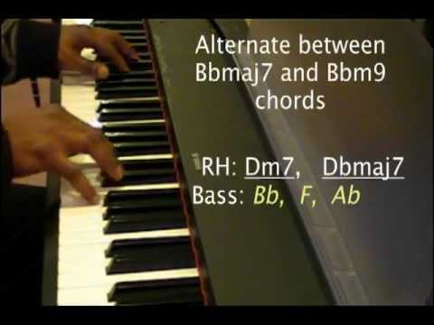 Piano piano chords instrumental : Tutorial Piano - I Surrender All (Instrumental with ...