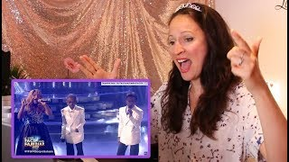 vocal coach reacts to tnt boys as mariah carey boyz ii men